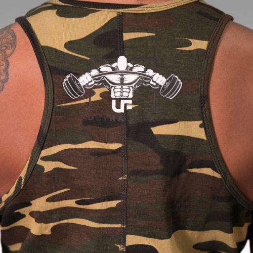 UF Green Camo Vest
