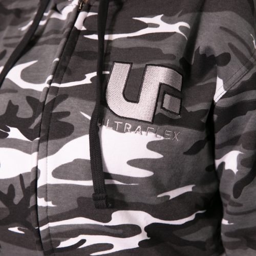 UF Camo Black Hoodie