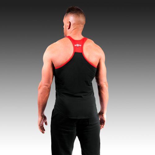 UF Black/Red Trim Vest