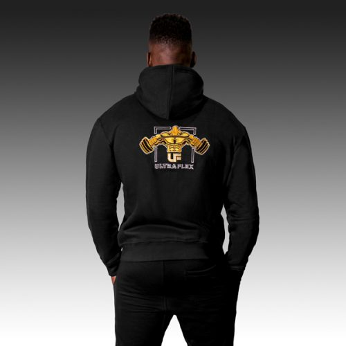 UF Black with Gold Hoodie