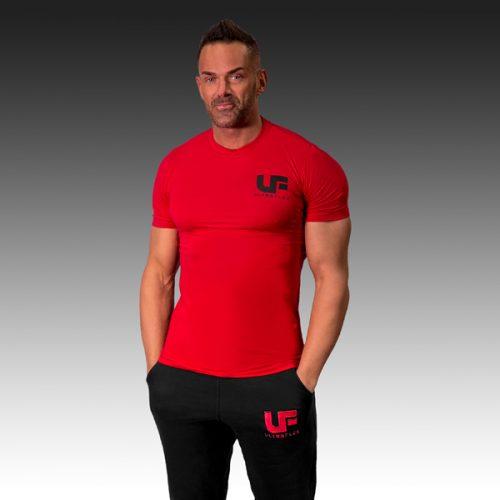 UF T-Shirt Red