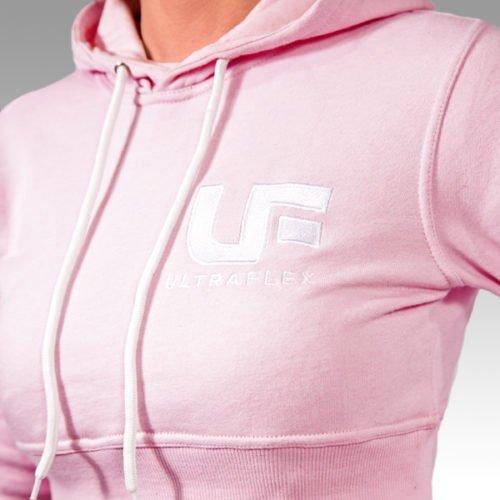 UF Crop Hoodie