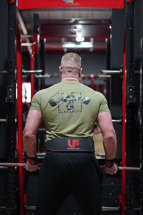UltraFlex lifting belt