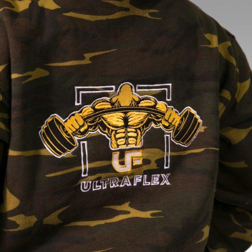 UF Camo Green Pullover