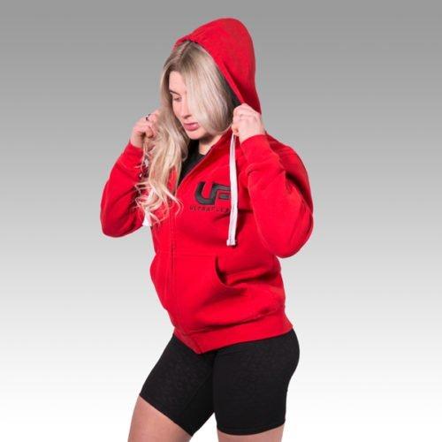 UF Red Hoodie