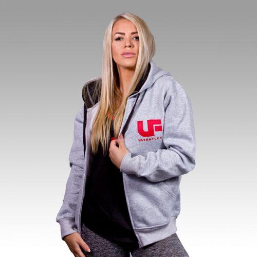 UF Light Grey Hoodie