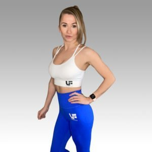 UF Strappy Sports Bra