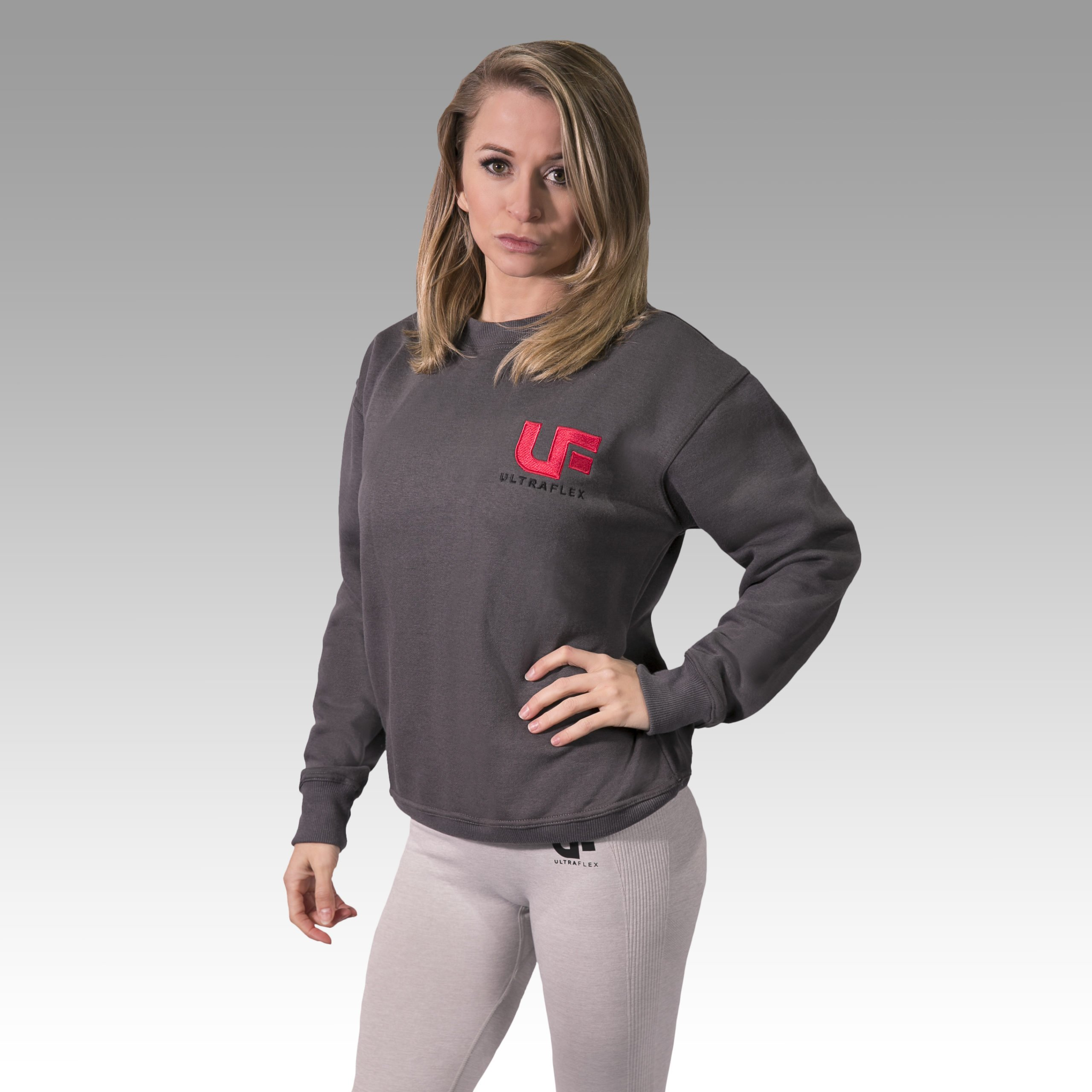 UF Grey Jumper