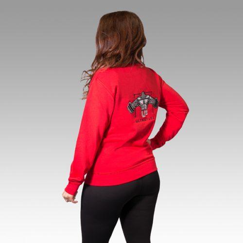 UF Red Jumper